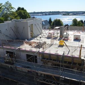 Neubau Mehrfamilienhaus in Düsternbrook [2017/18] -