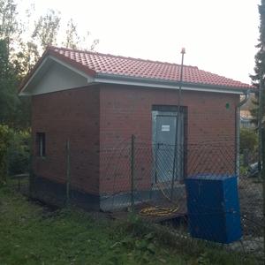 Neubau Pumpwerk in Dänischenhagen [2016/17] -