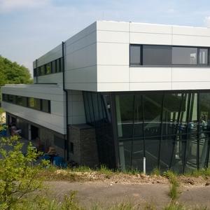 Neubau Bürogebäude Sehestedt  [2016] -