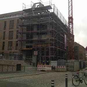 Neubau Wohn- und Bürogebäude Kieler Innenstadt [2016/17] -