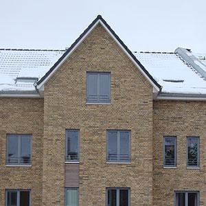 Neubau Etagenhaus - Knooper Weg, Kiel
