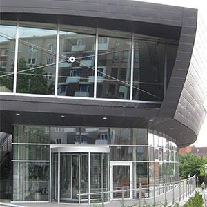 Erweiterung der Ostseehalle - Kiel