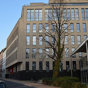 Umbau & Sanierung Fördesparkasse Kiel -