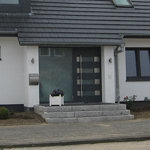 Energetische Sanierung Einfamilienhaus -