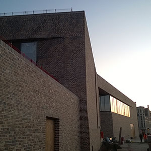 Verblendarbeiten Europäisches Hansemuseum Lübeck -