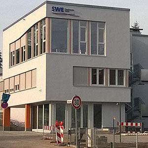 Neubau Verwaltungszentrum Stadtwerke Eutin -